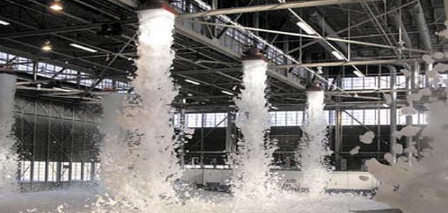 Ad acqua nebulizzata, a polvere, a gas inerti, a schiuma